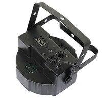 Светодиодный сценический прожектор RGB DMX 512  18*3 Вт  с движущейся головкой  6R6G6B (3 Вт led)
