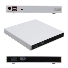 USB2.0 External DVD Combo CD-RW ROM Burner Drive 24X write CD-RW and read DVD-ROM for PC/Mac/Laptop/Netbook