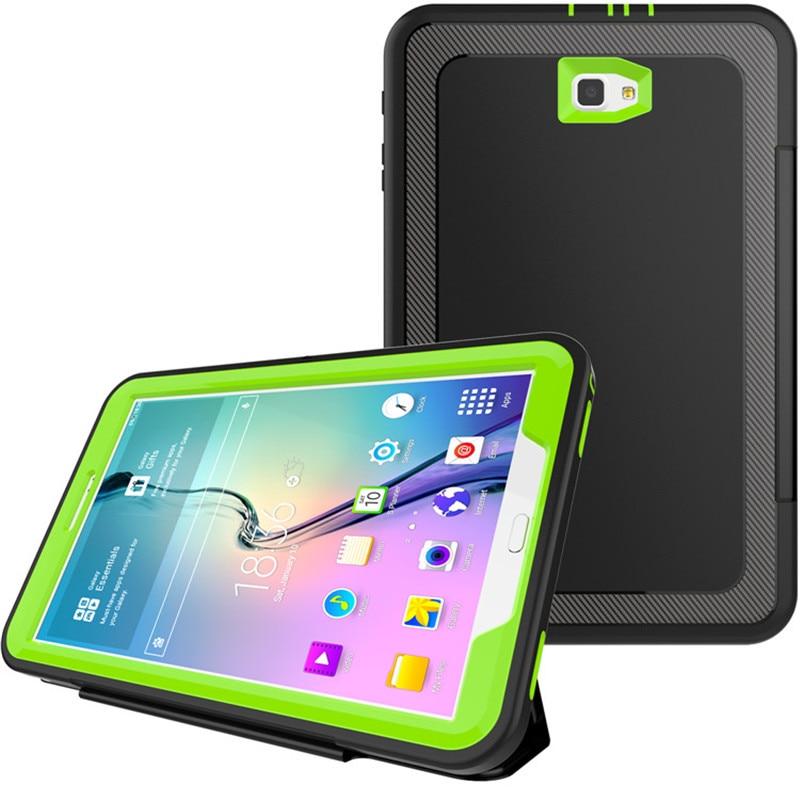 Samsung Galaxy Tab A үшін SM-T580 Case үшін Hmsunrise - Планшеттік керек-жарақтар - фото 2