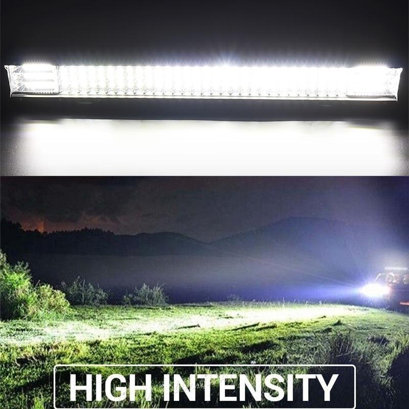Image 5 - 540 Вт 180 шт. светодиодный линейное светодиодное освещение бар свет работы комбо балка для вождения Offroad Лодка автомобиль тягач 4x4 SUV-in Передние светодиодные фары для авто from Автомобили и мотоциклы