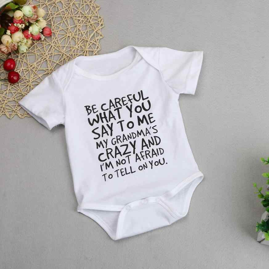 f9144a2403 Detail Feedback Questions about Newborn Infant Baby Cloth Kids Girl Boy  Costumes Print Romper Jumpsuit Outfits Sunsuit Clothes Comfortable Clothing  Costume ...