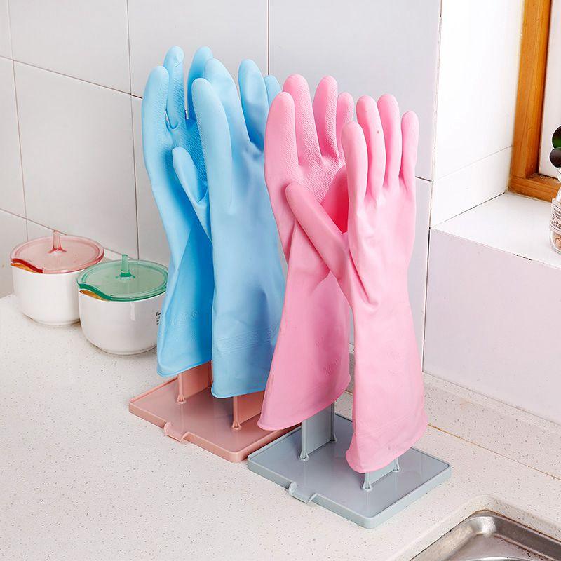 Multi-fonction amovible gants séchage racks Cuisine racks Essuyage étagères Chapeau cadre