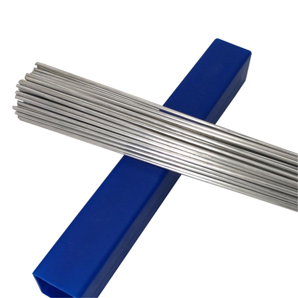 10//50Pcs 50cm Length Aluminum Welding  Low  Solder  Welding  1.6/2/3.2MM No Need Solder