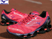 Mizuno Wave PROPHECY 5 Professional Women Shoes Running Shoes Sport Sneakers Weightlifting Shoes Air Cushioning Size 36-41