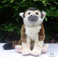 Plush Animals Big Toy Squirrel Monkey Doll Gift Children's Toys