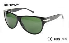 CONWAY new fashion vintage sunglasses women brand designer square sun glasses female personal sunglasses men UV 400 2962-S