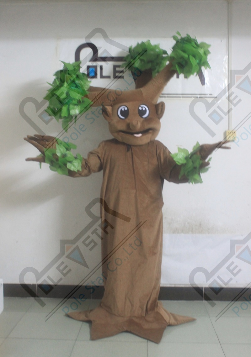 Hand Make Quality Tree Walking Actor Cartoon