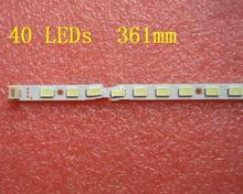 1 piece T315XW06.V.3 LED strip 31T15-03 73.31T14.004-6-SK1 40 LEDs 361MM,used parts,tested weel working p n 3501q00201a psc10165e m 1h273w 3 good working tested