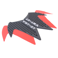 For Yamaha MT 07 MT07 MT 07 2013 2014 2015 2016 2017 Protector Anti slip Tank Pad Sticker Gas Knee Grip Traction Side 3M Decal