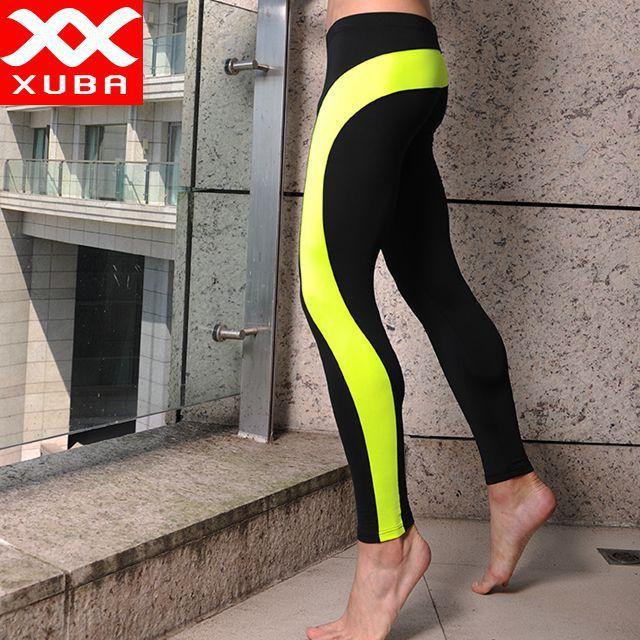 Nueva XUBA hombres Long johns otoño y el invierno cálido Leggings moda delgado térmica ajustada calzoncillos largos 3 colores