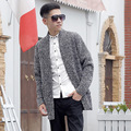 Autumn mens knitwear fashion casual sweaters male cardigan coat knitted men's sweater C87
