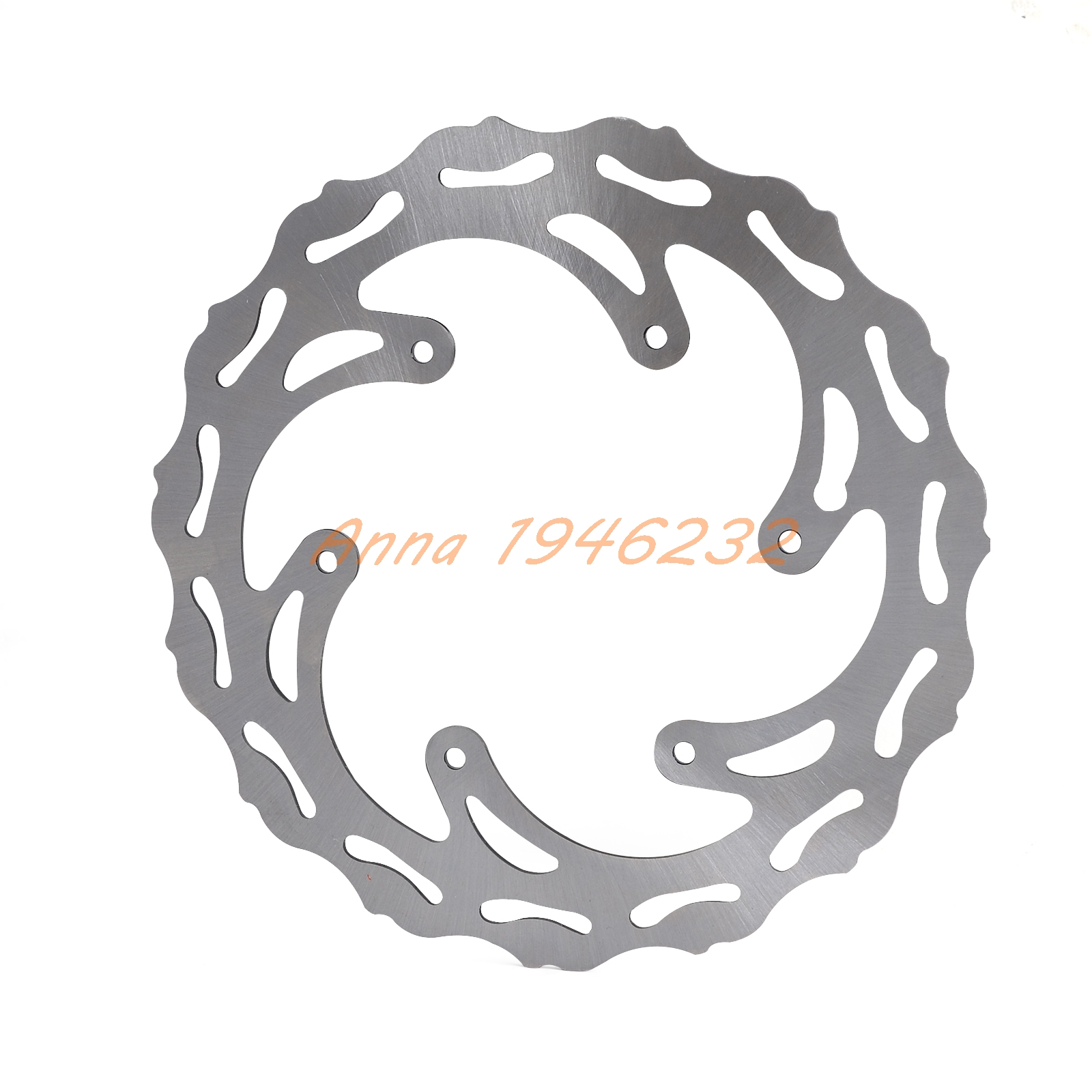 Front Wavy Brake Disc Rotor Fits For KTM 125 200 250 300 400 500 525 530 EXC EXCF SX SXF XC EXCR SIX DAYS  Motorcycle front brake disc rotor for ktm 380 exc 1998 1999 2000 2001 2002 sx mxc 1998 2001 400 egs exc g xc w 2007 2008 2009 07 08 09