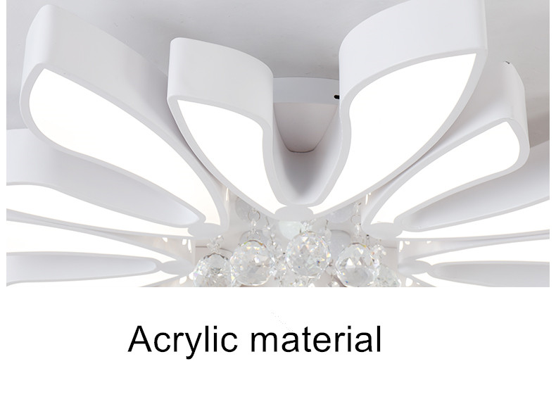 lustre hiện đại trần 6