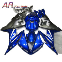 For Yamaha YZF R1 04 06 Bodywork Fairing Kits ABS Plastic Injection Mold UV light YZF1000 YZF R1 2004 2006 2005 06 Blue Model3