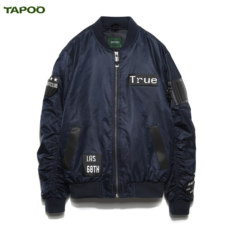 TAPOO autumn and winnter new casual jacket mens Outerwear coat leisure jackets with 3XL 4Colors available ...