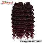 10inch Twist savana hair extensions Jerry curl,deep wave savanna jerry curly 3x braid braiding hair freetress crochet braids