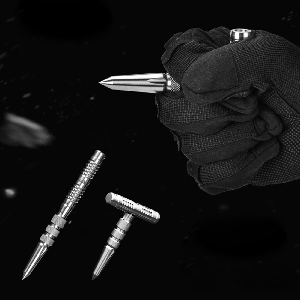 Image 5 - Women Security Survival Self Defense Tactical Pen Combined Design Mini Emergency Tool High Strength Portable Stainless Steel-in Self Defense Supplies from Security & Protection