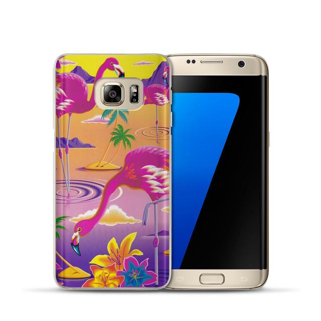 Roztomilý kreslený Cartoon obal pre Samsung Galaxy S6 S7 Edge S8 Plus A3 A5 A7 J3 J5 J7 2015 2016 2017 G530 J2 Grand Prime J530 J310 A520