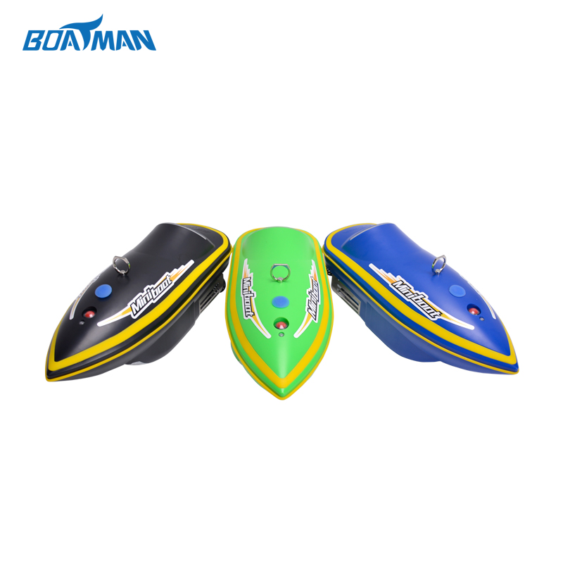 Mini1A Bait Boat rc for sending fishing hooks and line Boatman bait boat free shipping boatman bait boat rc carp fishing bait boat with carring case for fishing tools