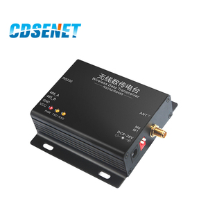 Image 2 - 1pc 868MHz  LoRa SX1276 Wifi Serial Server E32 DTU 868L20 RS485 RS232 Wireless Transceiver CDSENET uhf Transmitter and Receiver