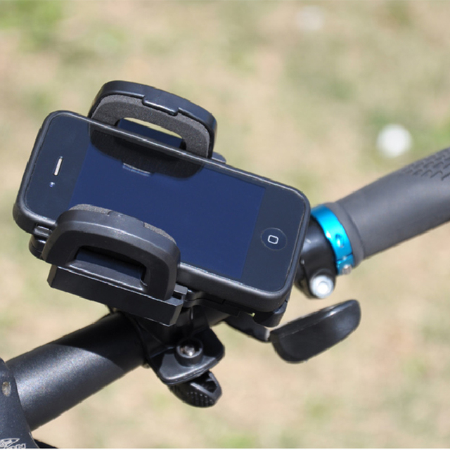 Hot Universal Mobile Phone Bicycle Stand Holder 360 degree Rotation Mountain Bike Navigation Stent Stander for iPhone Samsung