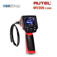 Autel Maxivideo MV208 Digital Inspection Videoscope Diagnostic Boroscope Endoscope Camera 8.5mm