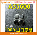 Fast Free Ship 5pcs/lot New and Original AS5600-ASOM SOP-8 AMS Magnetic Encoder IC Angle Measurement AS5600 Magnetic Sensor IC