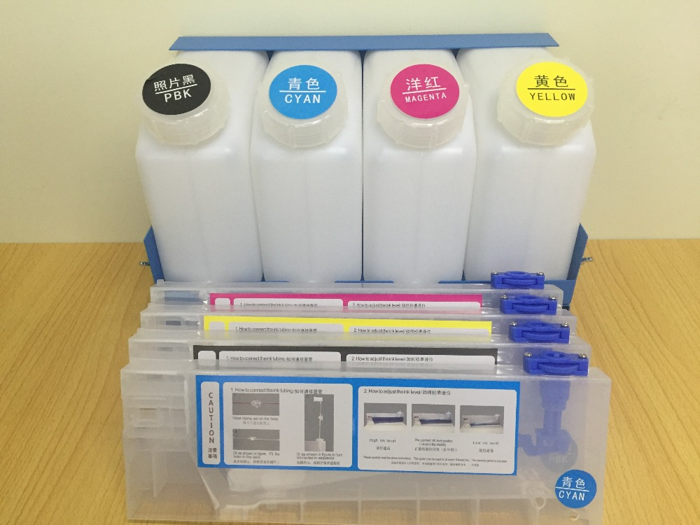 Sistema de tinta a granel para Mutoh RJ900, roland XJ640/XJ740/RS640/RA640/BN20/SP300/SP540i, mimaki JV33/JV34/CJV30/JV5/JV2/JV22/JV3/JV4
