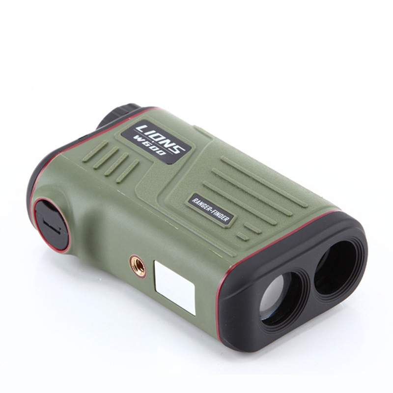 1000M 6X22 Speed Angle and Height Measuring aser Rangefinders Telescope Distance Measure Meter Laser Rangefinder for Hunting - 4