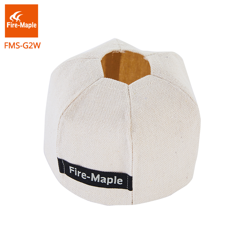 Fire Maple Gas Canist Cotton Cover Cloth G2 Gas Can Wear For 230g Outdoor Camping Equipment FMS-G2W