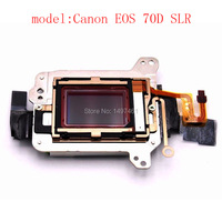 New Lmage Sensors CCD COMS Matrix With Low Pass Filter Repair Part For Canon EOS 70D