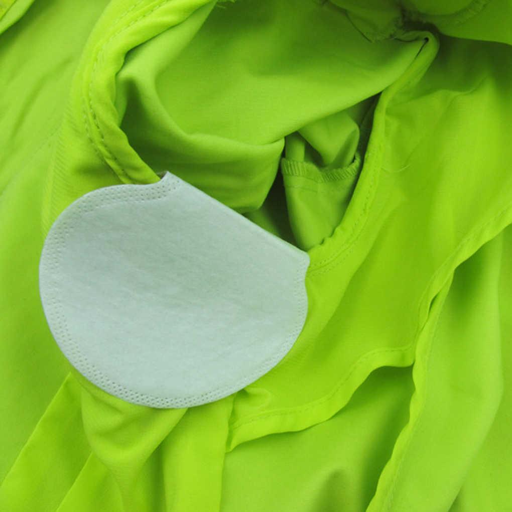 トップ販売 6 ピース/セット白ストレッチ綿簡単便利な制汗スティック汗吸収タオル脇