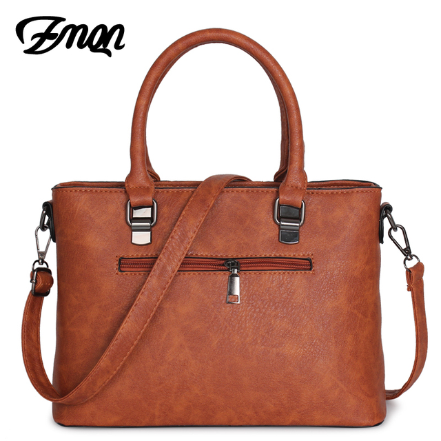 Best Quality Leather Handbags | Women Famous Brands PU Leather Handbag