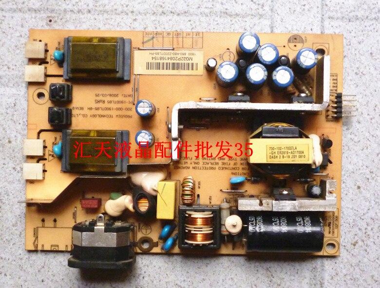 Free Shipping> D223W D216W original power board  HT-19308W HW 900W high-pressure board-Original 100% Tested Working free shipping 715g2538 1 ace e2209w v203h 193w high pressure board 100% tested working