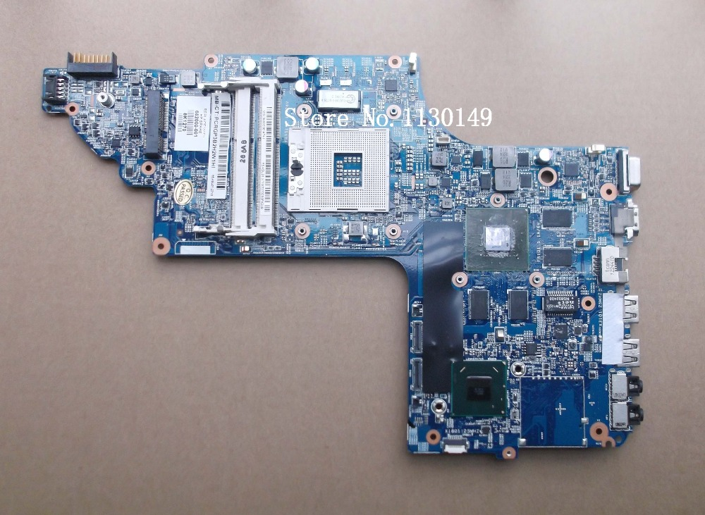 682000-501 Free Shipping 682000-001 FOR HP PAVILION DV7T dv7-7000 series Laptop Motherboard 48.4ST10.021 HM77 630M/1G Mainboard 686928 501 free shipping 686928 001 for hp pavilion m6 m6t laptop motherboard notebook mainboard qcl50 la 8713p