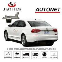 JIAYITIAN Rear View Camera For VW Volkswagen Passat B8 3G 2015 2018 Wagon Backup Camera Ccd