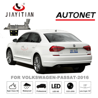 JIAYITIAN Rear View Camera For VW Volkswagen Passat Passat Wagon 2016 Backup Camera 4LEDS Ccd Night