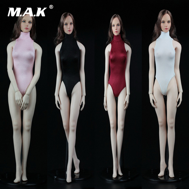 1/6 Scale Korean Fashion Style Women's Wrap Skirt Tight Dress Suit Trend Design Clothes for Female Action Figure
