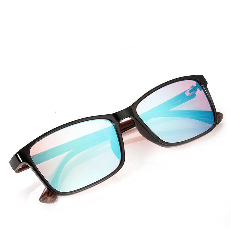 Frauen Männer Farbe Erblindung Gläser Rot Grün Farbe Blind Korrektur HD Gläser Colorblind Fahrer Lizenz Brillen Brillen