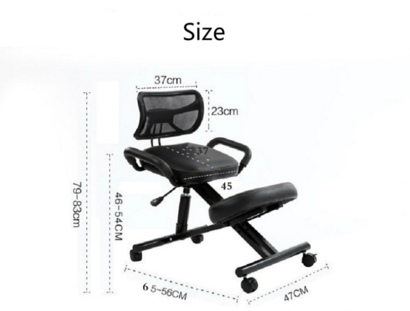 Posture Study Chair Hammock Swing Australia Corrective Sitting Stool Kids Healthy Computer Multifunction Office Seat With Armrest Safety Household In Chairs From
