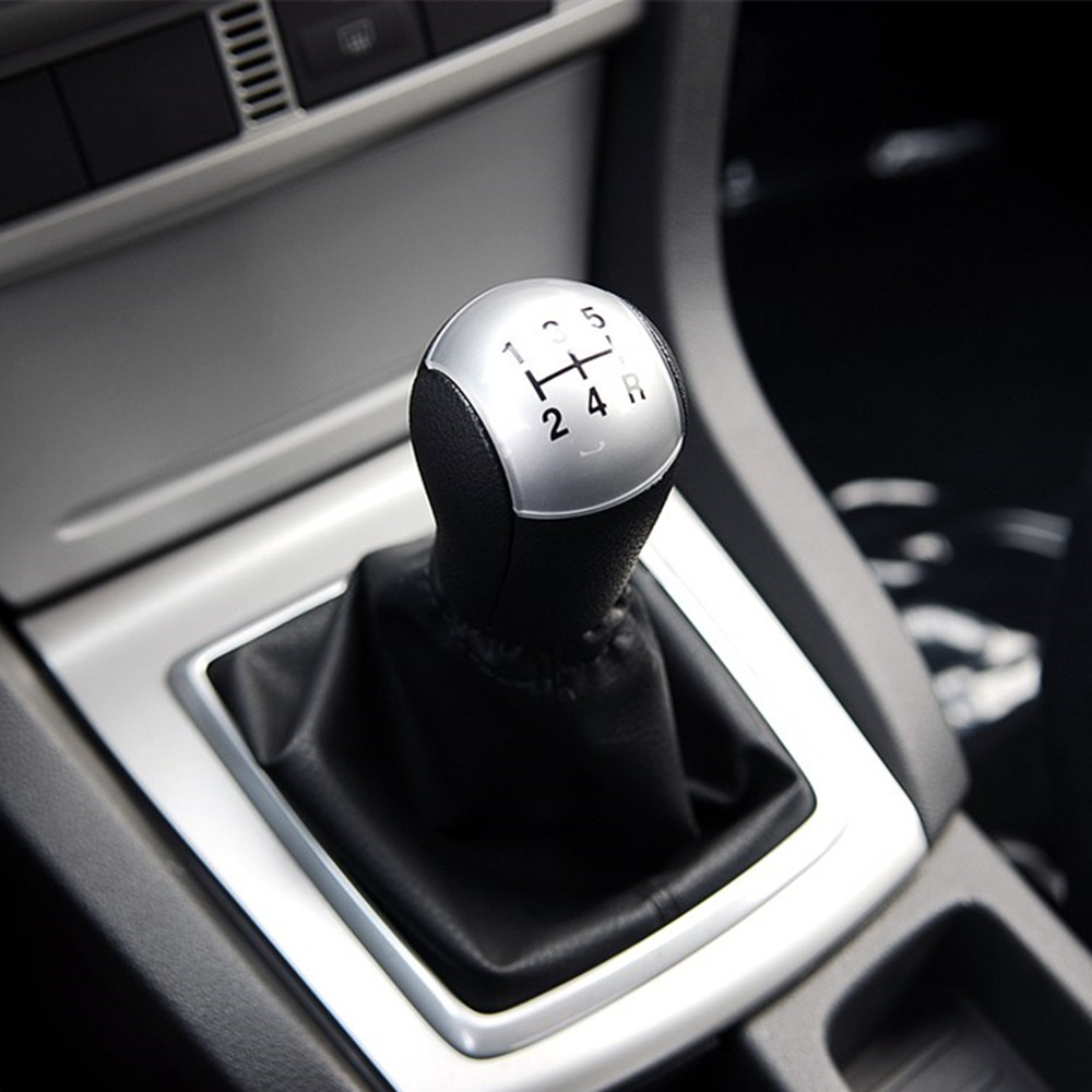 Color My Life 5 Speed MT Gear Stick Shift Knob Gear Head Knob for Ford Focus 2 Mondeo MK3 Fiesta Transit Mustang Galaxy Parts|Gear Shift Knob| |  - title=