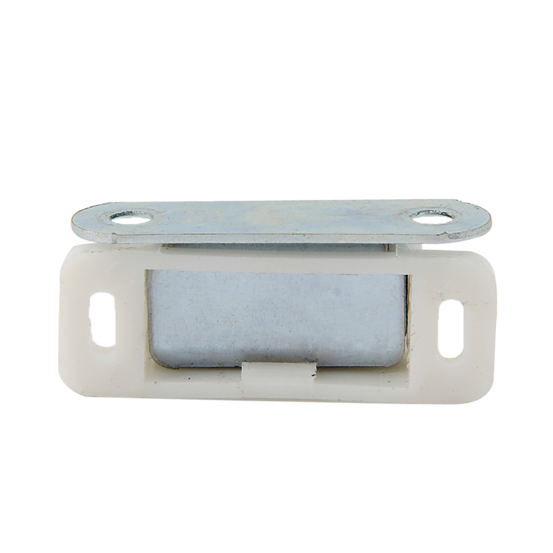 10pcs Small Magnetic Door Catches Kitchen Cupboard Wardrobe Cabinet Latch Catch