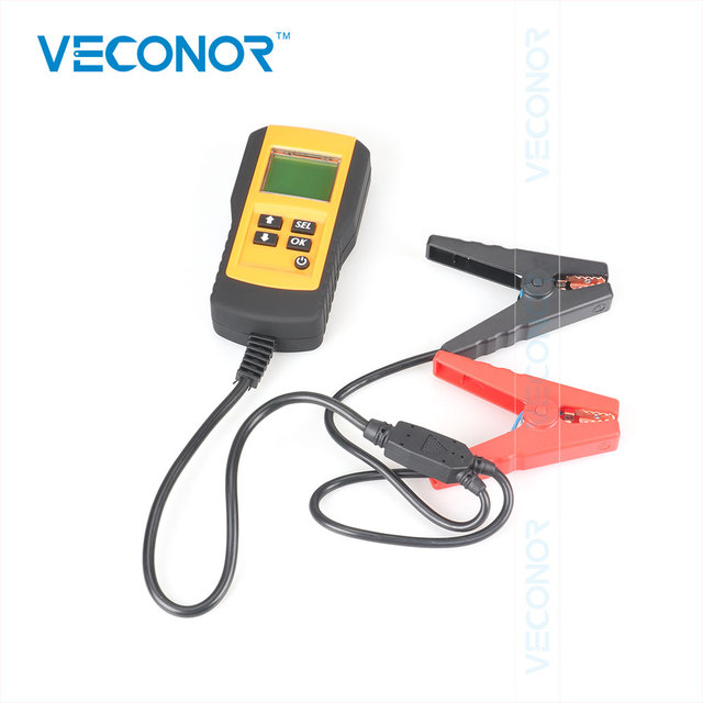 Aliexpress com : Buy 12V automotive digital battery tester car battery load  tester analyzer CCA diagnose tools from Reliable diagnose tool suppliers