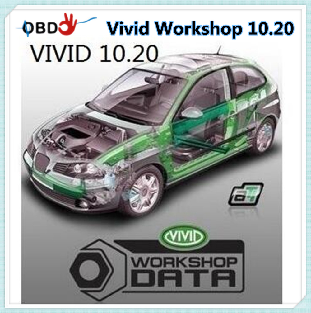 Software vivid workshop 10 20 maintenance service manual flat rates and electrical wiring diagram for
