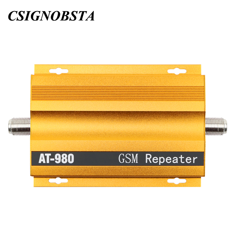 1d573e696f4222 High quality mobile phone gsm900 signal booster AT980 cell phone 2G gsm  900mhz signal repeater for home amplifier complete set-in Signal Boosters  from ...