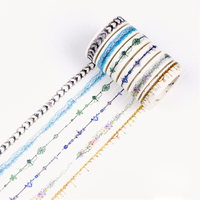 12 Designs Fall In Love With You Series Washi Tape Lot 10mm Fresh Diary Stationery Decorative