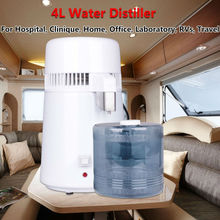 2017 rushed 220V/110V Osmosis Water Distiller Ce Purifier Sale White Household Safest Pure Filter With Certification