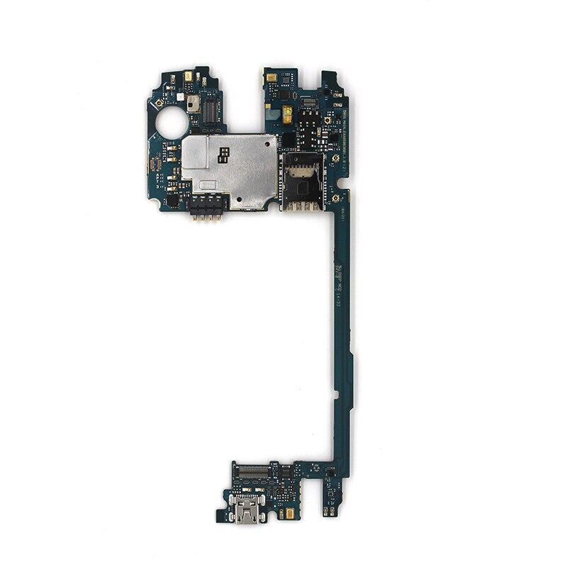 Tigenkey Para LG G3 D855 Motherboard Original Desbloqueado 16 GB Trabalhar Para LG G3 D855 16 GB Motherboard Teste 100% & frete Grátis