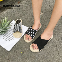 New Arrival Womens Summer Shoes Classic Fashion Flat Slippers Fashionable Casual