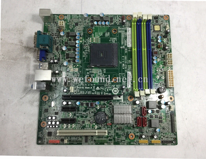 100% Working Desktop Motherboard for A78M 15-KC2-011001 D3F3-LM2 03T7502 System Board Fully Tested
